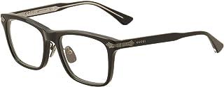 acdb850ef6 Gucci Men s Eyeglasses GG0069O GG 0069O 005 Black Full Rim Optical Frame 54m