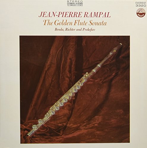 Golden Flute Sonata [Vinyl LP]