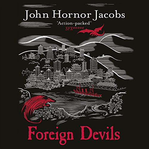 Foreign Devils audiobook cover art