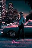 yangchunsanyue Poster Drive Klassiker Ryan Gosling SI-Fi