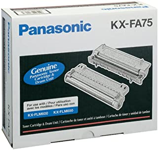 PANASONIC KX-FA75 Laser Toner/Drum kit for panasonic fax kx-flm600, flm650