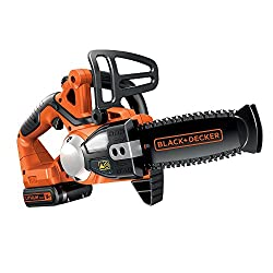 POWERFUL MOTOR High performance, quiet and easy to maintain LOW-KICKBACK CHAIN  For smooth and fast cuts through dry wood and live logs Patented SDS TOOL-FREE BLADE TENSION Makes it easy to adjust chain for best cutting performance AUTO OILING SYSTEM...