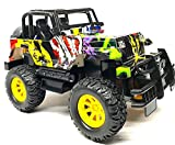 TUMTUM Pull Back Jeep Vehicles Friction Power Toy for Children Boys and Girls