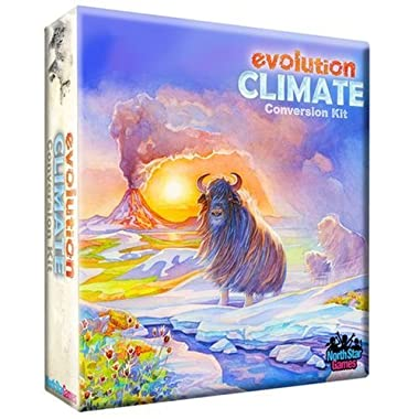 North Star Games Evolution Climate Cinversion Kit for Standard Evolution Strategic Game