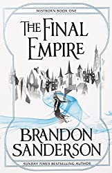 Cover of The Final Empire by Brandon Sanderson