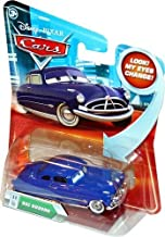 Disney / Pixar CARS Movie 1:55 Die Cast Car with Lenticular Eyes Doc Hudson