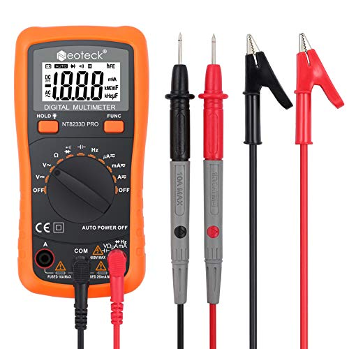 Neoteck Auto Ranging Digital Multimeter