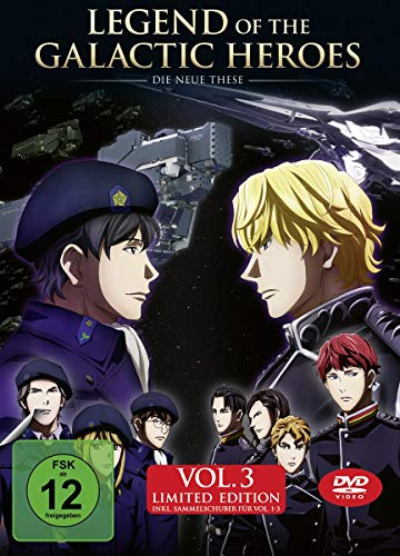 Legend of the Galactic Heroes: Die Neue These - Volume 3 [Limited Edition]