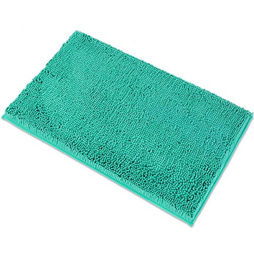 MAYSHINE Non-Slip Bathroom Rug Shag Shower Mat