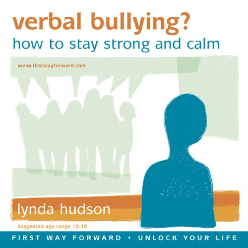 Verbal Bullying audiobook cover art