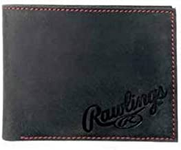Rawlings High Grade Embossed Bifold Wallet for Men