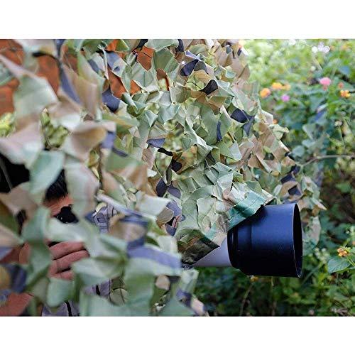 Malla de Camuflaje Red De Camuflaje Toldo Protección Solar Red Oxford Exterior Bosque Oculto Camping Decoración De Jardín Caza Protección UV mwsoz (Color : A, Size : 5x8m)