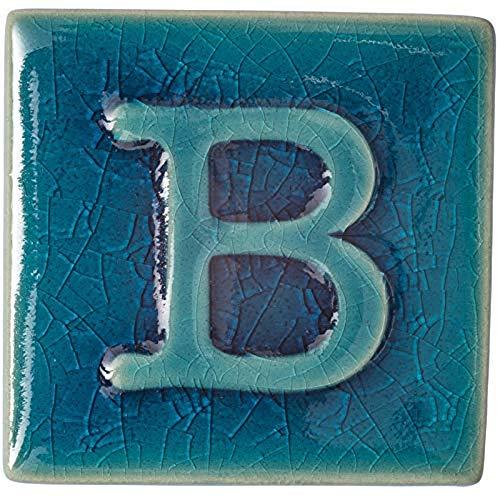 Botz-Flüssig-Glasur 9353, Orientblau, 200m