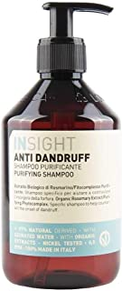 Insight Anti Dandruff Purifying Shampoo 400ml