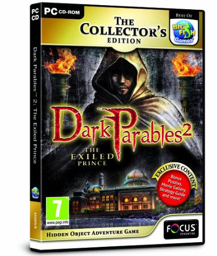 Dark Parables 2: The Exiled Prince Collector's Edition [Edizione: Regno Unito]