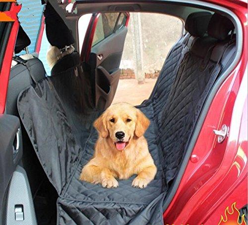Infiniment Excellent Home Decor Centre Noir étanche pour animal domestique Chat Chien Dos de siège de voiture Housse de protection Tapis de couverture