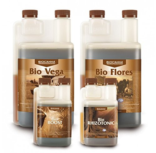 BioCanna Super Pack Biologico
