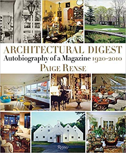 [0847862755] [9780847862757] Architectural Digest: Autobiography of a Magazine 1920-2010 - Hardcover Maryland