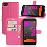 Litao-Case CN Case for BQ AQUARIS M5.5 Case Flip leather +