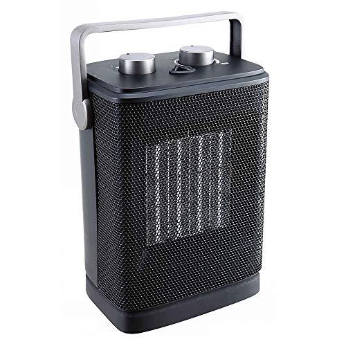 LJHA Appareils de Chauffage, poêle à rôtir Chauffant à économie d'énergie (Couleur : Gray)