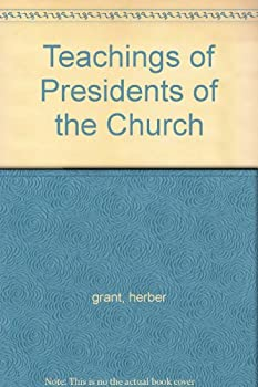 Paperback Teachings of Presidents of the Church Book