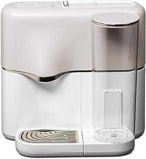 AVOURY One Teemaschine: Tee-Kapselmaschine, inklusive Wasserfilter und 8 Bio-Teesorten in Kapseln, Farbe: Silver-White