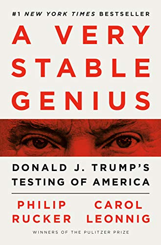 A Very Stable Genius: Donald J. ...