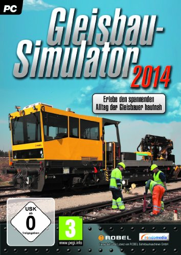 Photo of Gleisbau-Simulator 2014 [German Version]