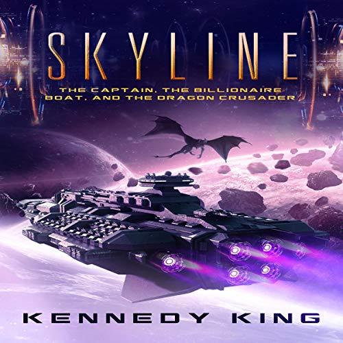 SkyLine: The Captain, The Billionaire Boat, and The Dragon Crusader Titelbild