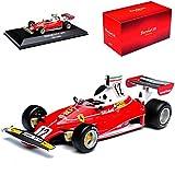 Atlas Ferrari 312T Niki Lauda Weltmeister 1975 Formel 1 1/43 Modell Auto