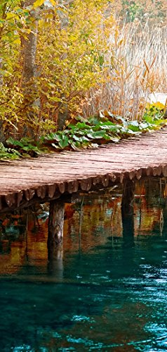 PeelitStickit - Wand- oder Türtapete, Poster - Design: Naturlandschaft - ID-0105 VenDooMur2_128