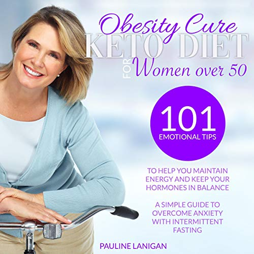 Rapid Weight Loss Hypnosis for Women over 50 cover art