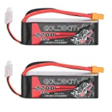 Best Battery For Note 3s - GOLDBAT 3S 11.1V 35C 2200mAh Lipo Battery Review