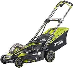 Ryobi RLM36X46H-5P RLM36X46H-5P-Cortacésped (Power Assist, sin escobillas, Ancho de Corte 46 cm, 5 Ah, 36 V)