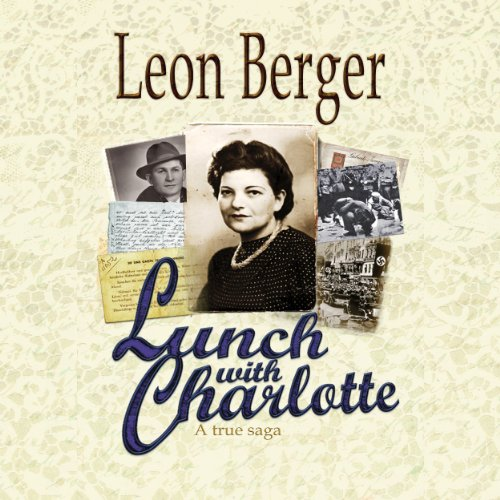 Lunch with Charlotte audiobook cover art