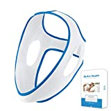 Chin Strap for CPAP Users, Effective Stop Snoring Solution, Comfortable Snore Stopper
