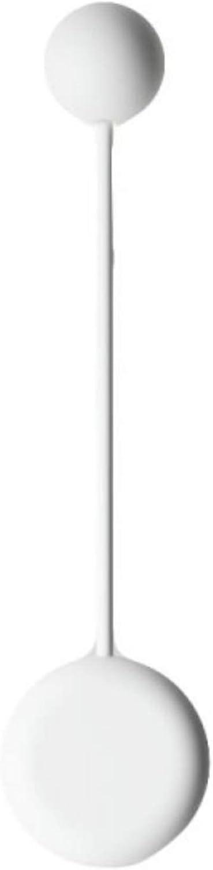 Vibia,lampada da parete, 1 led 4, 48 w 350 ma, con diffusore in policarbonato 169258/10