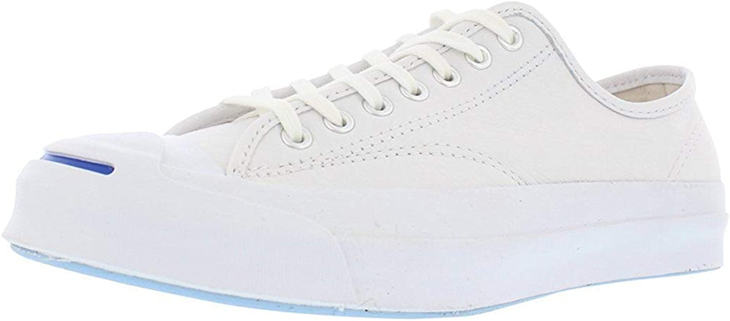 Converse Mens JP Signature Ox Leather Padded Insole Fashion Sneakers
