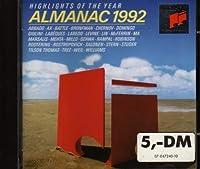 Almanac 1992 / Highlights Of The Year
