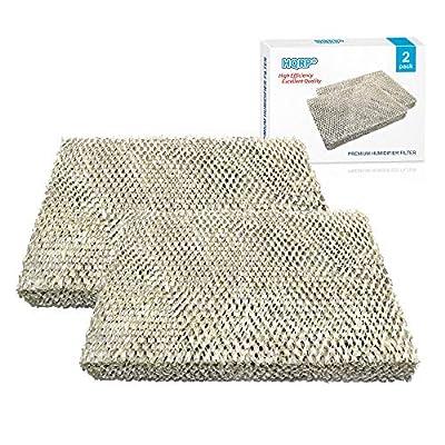 HQRP 2-Pack Water Filter for Totaline P110-3545; P110-LBP2217, P110-LBP2317, P110-LBP2417, P110-LFP1218, P110-LFP1318 Humidifiers