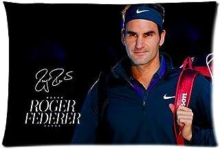Federe X Cuscini.Amazon It Roger Federer Copricuscini E Federe Cuscini