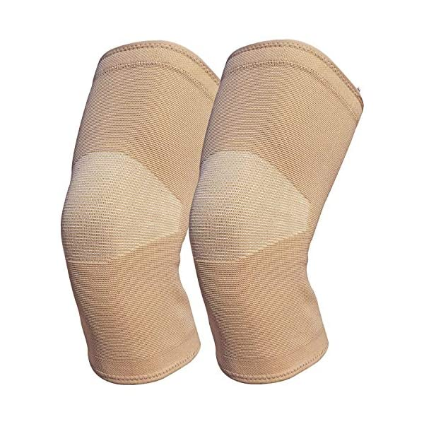 Knee Braces for Knee Pain (2 Pack)- Knee Compression Sleeves for Arthritis Pain and...
