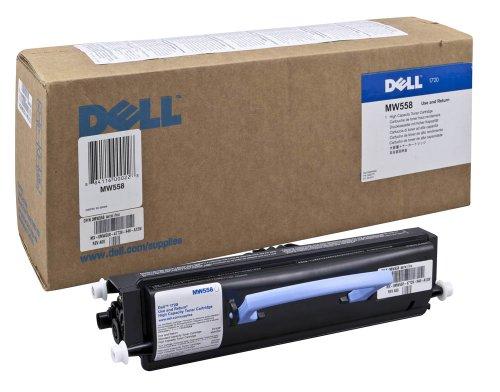 Dell - 593-10237 - Dell 1720/1720dn High Capacity Black Use & Return Toner - KIT