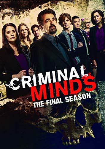 Criminal Minds: The Final Season [DVD]