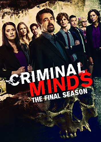 Criminal Minds: The Final Season [DVD]