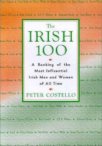 The Irish 100: A Ranking of T
