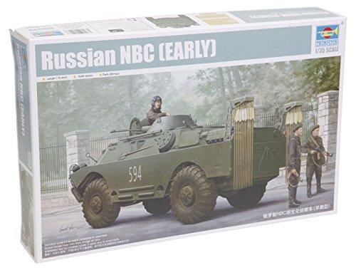 Trombettista 05513 - Kit Modella Russa NBC (Early)