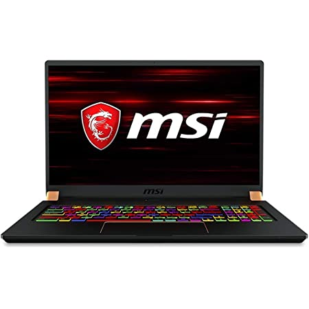 "MSI GS75 Stealth 9SD-604ES - Ordenador portátil Gaming 17.3"" FullHD 144Hz (Intel Core i7-9750H, 16GB RAM, 512GB SSD, Nvidia Geforce GTX 1660 Ti 6GB, Windows 10 Home) Negro - Teclado QWERTY Español"
