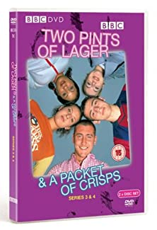 Two Pints Of Lager & A Packet Of Crisps - Series 3 & 4