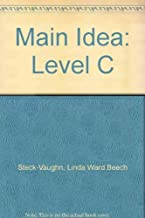 Steck-Vaughn Comprehension Skills: Main Idea Level C